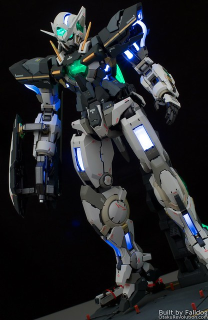 PG Exia - Completed Build 20 by Judson Weinsheimer