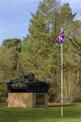 Cromwell Tank Mk IV 'Little Audrey I' (Kev Gregory (General)) Tags: cromwell tank mk iv little audrey i cruiser viii restored barrell engineering represent t189873 ii served b sqdn 1st battalion royal regiment thetford forest norfolk england invasion normandy june 1944 memorial les dinning gunner village ickburgh the dessert rats el alamein berlin via north africa italy forrest france belgium holland stationed prepared united kingdom sailed felixstowe landing gold beach evening 6th littleaudreyi dessertrats kev gregory
