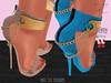 Treze Nina High Heels (trezedesigns) Tags: maitreya fashion fatpack pack shoes highheels high heels belleza secondlife slink