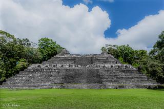 Caracol - Mayan