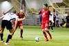 Åsane - Brann 0-2: Kasper Skaanes (Plekter) Tags: brann åsane treningskamp vestlandshallen sportsphotography footballphotography
