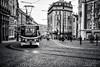 Calles de Praga (A.Coleto) Tags: praga prague republica checa czech republic street calle blanco negro canon tranvia callejera