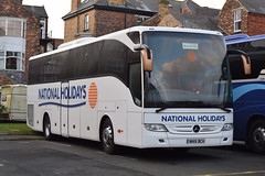 NH15BCH  National Holidays (highlandreiver) Tags: scarborough nh15bch nh15 bch national holidays coaches mercedes benz tourismo bus coach north yorkshire