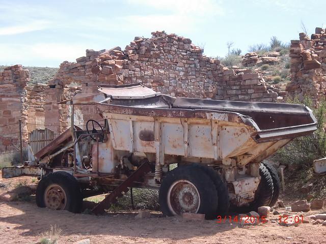 GG Mine Truck 1