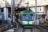 Tokyu Setagaya Line 301 (Howard_Pulling) Tags: tōkyū setagaya line tram trams japan strassenbahn tokyu