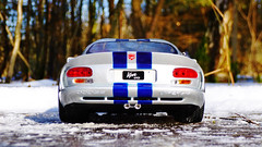 Dodge Viper GTS Backside (obscure.atmosphere) Tags: modellauto モデルカー modell 모델 자동차 model car diecast spielzeug トイズ 장난감 toy toys 118 juguetes modelo jouets modele snow schnee nieve neige 雪 눈 frost frozen eis ice winter invierno hiver 冬 겨울 dodge chrysler viper gts v10 us usa american muscle auto automobile supercar sportcar hypercar スポーツカー 스포츠카 exotic automobil sportwagen coche carro automovil deportivo voiture sport sonnenschein sonnenlicht licht light ligero lumiere 光 빛 sunlight sunshine sunny sonnig wald forest woods natur nature