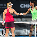 Angelique Kerber, Venus Williams