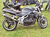 177 Triumph Speed Triple 955i (2001) (robertknight16) Tags: triumph british 2000s bike motorbike motorcycle speedtriple weston y399pnv