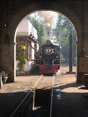Moulmein Burma 11th January 2018 (loose_grip_99) Tags: moulmein mottama burma january 2018 steam engine locomotive railway railroad rail train shed mod depot