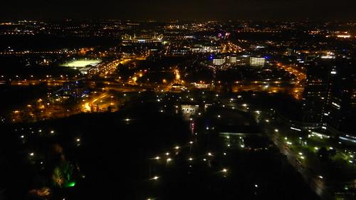 Dortmund, Westfalenstadion seen from Florianturm [10.12.2014]