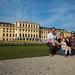 Encontro com Angelika, Martin e filhas