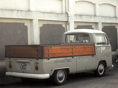 Volkswagen T2 Transporter Pick-up 1600 1968 (LorenzoSSC) Tags: volkswagen t2 transporter pickup 1600 1968