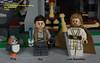 Star Wars LEGO 75200 Ahch-To Island Training (KatanaZ) Tags: starwars lego75200 ahchtoislandtraining lukeskywalker rey porg thelastjedi lego minifigures minifigs