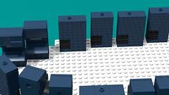 Echo Base CC Computers (JangoFett140) Tags: echo base hanger moc ucs millenium falcon 75192 bay display table sw star wars esb empire strikes back solo