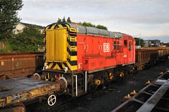 08623 Bescot Depot (Paul Baxter 362) Tags: class08 08623 dbschenker dbs dbcargo dbc gronk shunter bescot bescotyard bescottmd