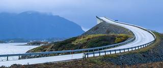 Atlanterhavsveien - Norway - Route de l'Atlantique - Norvège