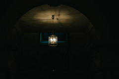 Light (JacksonSwaby) Tags: light lights lamp interior building ceiling city shadow stairs stair structure stairwell staircase arch