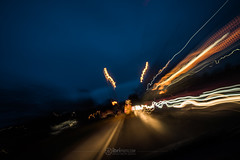 Trails (ibriphotos) Tags: twilight stirling longexposure evening wallacemonument lighttrail