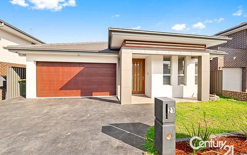 21 Boydhart Street, Riverstone NSW