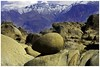 A view of the White Mountains from the Alabama Hills, Lone Pine Calif. The White Mountains are renowned for the oldest trees in the world.                                                               The Bristlecone Pine. (booster90017) Tags: alabamahillswiththewhitemountainsinthebackground ngo ngc simplysupurb