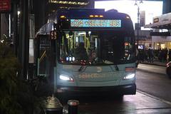 IMG_4720 (GojiMet86) Tags: mta nyc new york city bus buses 2017 xd60 6098 m34 sbs select service 34th street 7th avenue