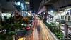 Soi Sukhumvit 21, Bangkok, Thailand (Lцdо\/іс) Tags: soi sukhumvit bangkok thailande thailand thailandia thai asok bts street lights nightcity night car nuit light long exposure taxi november novembre 2017
