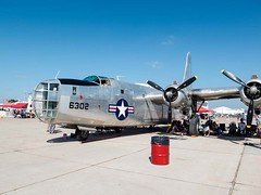 """Consolidated PB4Y-2 Privateer 2 • <a style=""""font-size:0.8em;"""" href=""""http://www.flickr.com/photos/81723459@N04/25906466108/"""" target=""""_blank"""">View on Flickr</a>"""