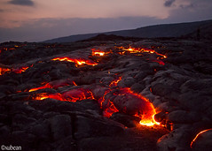 Flowing lava everywhere (xubean) Tags: hawaii hawaiiisland photography nepaliphotographer nepali