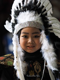 One little Indian Boy