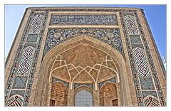 Taschkent UZ - Barak-khan Medrese 03 (Daniel Mennerich) Tags: silk road uzbekistan tashkent history architecture hdr