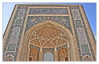 Taschkent UZ - Barak-khan Medrese 03