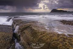 0S1A0402 (Steve Daggar) Tags: pearlbeach nswcentralcoast gosford woywoy seascape landscape longexposure sunset