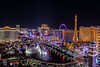 View from the Cosmopolitan Hotel, Las Vegas Nevada (randyandy101) Tags: view vista lasvegas nevada cosmopolitan hotel photography panorama night nightscape cityscape downtown strip street