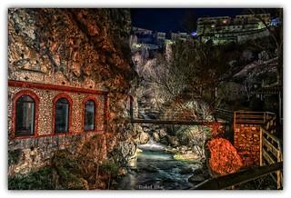 Rio Castril en la noche...