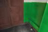 (Kirill Dorokhov) Tags: door old green wall geometry dark mystery stone silence contemporaryart minimalism