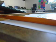 DSC01655 (classroomcamera) Tags: school classroom closeup pencil desk table paper stuff materials work write draw drawing writing