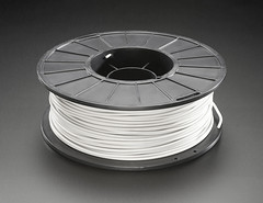 PLA Filament for 3D Printers - 2.85mm Diameter - Cool Gray - 1 Kg - MeltInk (adafruit) Tags: 3734 3dprinting 3dfilament filament meltink 285mm