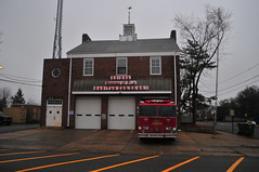 Edison Fire Department Engine 5 (Triborough) Tags: nj newjersey middlesexcounty edison efd edisonfiredepartment firetruck fireengine engine engine5 seagrave