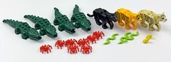 LEGO City Jungle All Sets 17 (noriart) Tags: lego city jungle all sets