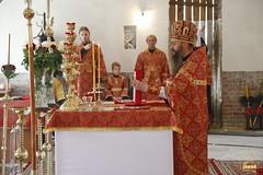 031. Престольный праздник в соборе г.Святогорска 30.09.2015
