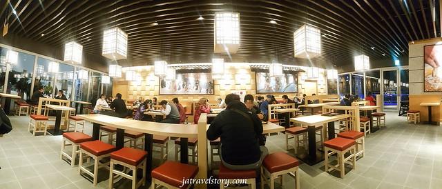 【基隆美食/東岸商場美食】丸龜製麵&豚一屋 日式烏龍麵、豬排蓋飯任你選!丸亀製麺 @J&A的旅行