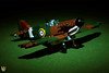 In their darkest hour, hope took flight (Dread Pirate Wesley) Tags: lego moc creation spitfire mki supermarine raf royal air force battle britain england dover channel airplane fighter