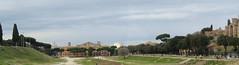 Circus Maximus (1 of 3) (jimsawthat) Tags: circusmaximus chariotraces ancient ruin rome urban park italy