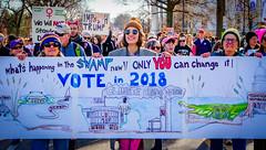 2018.01.20 #WomensMarchDC #WomensMarch2018 Washington, DC USA 2545