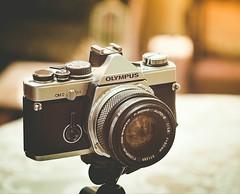 Olympus OM-2 (juanmedina18) Tags: cameracollection olympus om2 filmcamera slr 35mm film analog pelicule pelicula collection collector cameras reflex 24x36
