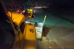 @20180112-D5 PlowingUS33-27 (OhioDOT) Tags: district5 odot plow ridealong route33 salt six snow storm plowing truck