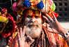 Sadhu in Pashupatinath (rfabregatmoliner) Tags: sadhu hindu hinduism pashupatinath holy portrait nepal nepalese kathmandu kathmanduvalley katmandu asia travel travelphotography nikon nikon750 nikond750 d750 nikkor nikkorlenses 50mm f18 antropology