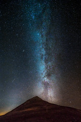 """""""Errigal Mountain - Beneath Our Milky Way"""" (Gareth Wray - 10 Million Views, Thank You) Tags: mount errigal mountain famous derryveagh mountains landscape view milkyway milky way astro shooting star comet galaxy space night andromeda gweedore county donegal ireland irish field countryside nature grass heather mts mt gareth wray photography nikon d810 nikkor 1424mm wide angle lens scenic drive landmark tourist tourism location visit sight site dunlewey poison poisoned glen valley grassy winter photographer vacation holiday europe moor bogland bog volcano 2018 grassland sky"""
