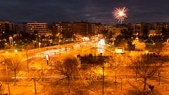 Córdoba y Reyes 2 (mandoft) Tags: fuegosartificiales luz córdoba largaexposición españa noche andalucía es