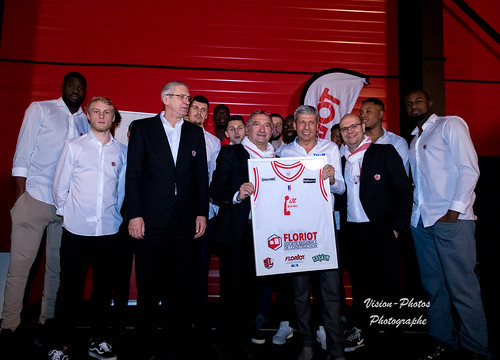 Equipe JL Bourg - ©Christelle Gouttefarde